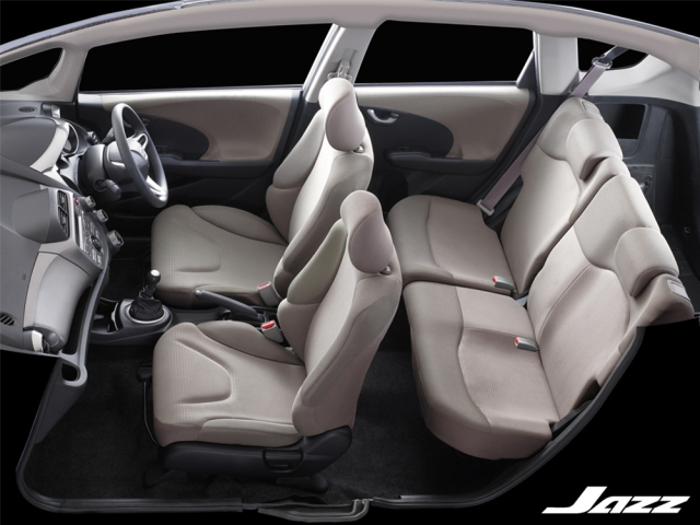 Interior - Honda Jazz