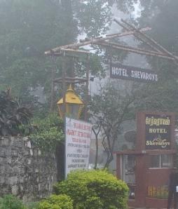 Hotel Shevaroys, Yercaud, TN